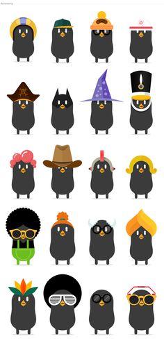 Facebook Applicatoin.Mobile Web.Make Your Beanbird.Facebook과 Mobile web을 통해서자신만의 빈버드를 costmize하고 share하여,LG web OS의 Simple World를 경험. Web Design, Vector Design, Game Design, Icon Design, Logo Design, Flat Design, Game Character Design, Character Concept, Character Art
