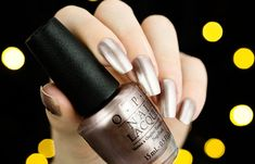 OPI Press * for Silver
