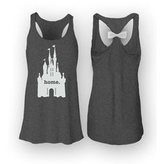 Home. Cinderellas Castle ❤ liked on Polyvore