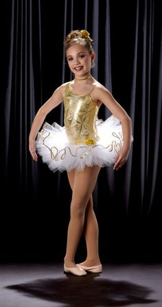 Maddie modeling for Cicci Dance