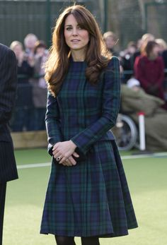 Duchess Kate came to Sandringham after Christmas, just in time for the hunt -   I was kind of surprised by the backlash against Duchess Kate and Prince William for spending Christmas with her family instead of with the royal family.  The tradition is