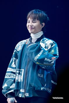 151011 G-Dragon at MADE tour in New jersey © popoporing G Dragon Logo, J Dragon, G Dragon Cute, Gd Bigbang, Bigbang G Dragon, Daesung, Ji Yong, Jung Yong Hwa, K Pop