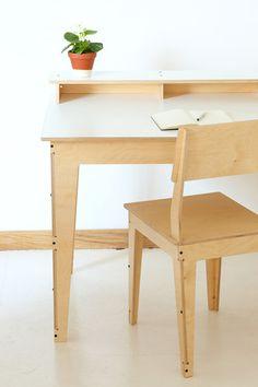 Typist Desk // Pedersen + Lennard