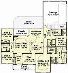 Best floor plan I have seen.