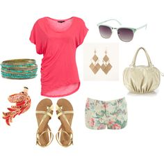 My Outfit, created by jennifer-wilson-mcclanahan on Polyvore