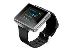 Medical Alert SmartWatch @ Sharper Image