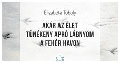 #haiku #vers #élet #hó