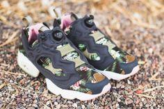 #Reebok Insta Pump Fury x #Invincible #sneakers