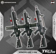 ¡PREVENTA! La nueva TGR36 de Honorcore industries en sus 3 primeros modelos:  TGR36-C; TGR36-C-RAS & TGR36-K-RAS. Adquiere la tuya con Paint·Hall Supply!  MAKING HAPPY PLAYERS!