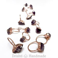 Celebrate Friday under the stars! Take in the Perseid Meteor shower, grab a beer from a local brewery and wander around the *NEW* #moonlightmarket 🌜💫 Our new amethyst rings are available here and online ✨  #Albuquerque #followyourdrishti #drishtihandmade #shopsmall #shoplocal #jewelry