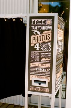 Get a photobooth for your wedding! Diy Photo Booth, Wedding Photo Booth, Wedding Photos, Photo Booths, Photo Props, Wedding Trends, Wedding Styles, Wedding Ideas, Wedding Details