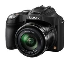 "Panasonic Lumix DMC-FZ72EF-K Appareil photo bridge Ecran 3"" (7,62 cm) 16,1 Mpix…"