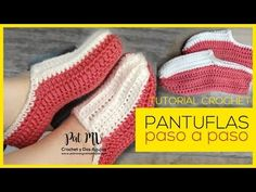 Pantuflas crochet paso a paso Knitting For BeginnersCrochet For BeginnersCrochet Hair StylesCrochet Amigurumi Crochet Cardigan, Crochet Shawl, Crochet Stitches, Crochet Patterns, How To Start Knitting, Learn To Crochet, Crochet Gifts, Crochet Baby, Knit Dishcloth
