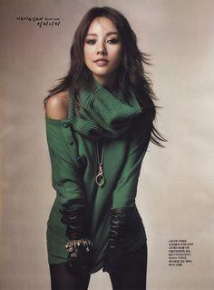 Lee Hyori - AnAn Magazine November Issue '08