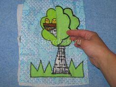 libro dello sviluppo per un bambino con le proprie mani