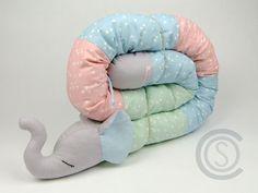 ♥ Individuell ♥ Einzigartig ♥ Handmade ♥ Bettschlange zum Schutz, kuscheln und liebhaben. Die Bettschlange ist mit viel Liebe und aus hochwertigen Materialien angefertigt worden. Sie ist...