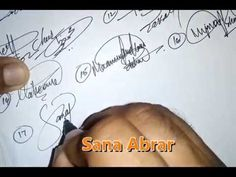 Beautiful signature Styles for your name Signatures name Fatima r. Name Signature, Signature Style, Drawing Tutorials For Beginners, Alphabet Design, Names, Youtube, Blog, Blogging, Youtubers