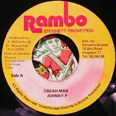 Obeah man.  #reggae #jamaica #45rpm #dub #reggaelabelart #deejaystyle #dancehallmusic #digital #johnnyp #rambo #rambostennett #rambostennettpromotion #mccarthy #mclachlan #obeahman #dancehallculture #dynamicsounds #bellroad #kingston #madeinjamaica #reggaefever #dancehall #digitalreggae by albwizz