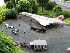 Lego - short history of aviation