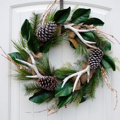 Christmas Wreath front door wreath holiday wreath