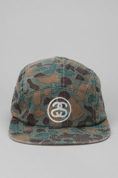 Camo detail. #urbanoutfitters #stussy