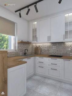 Kitchen Room Design, Kitchen Cabinet Design, Kitchen Redo, Modern Kitchen Design, Home Decor Kitchen, Interior Design Kitchen, Kitchen Furniture, Home Kitchens, Kitchen Models