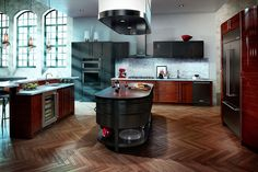 The Black Effect in Kitchens