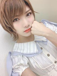 Nana Okada, Cute Young Girl, Idol, Kawaii, Cosplay, Japanese, Group, Wallpaper, Celebrities
