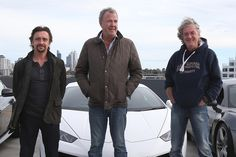 The Top Gear Team Will Reunite for New Amazon Show