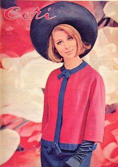 moda - magazine amica - maggio 1965