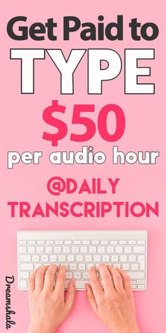 Daily Transcription Review – Is It Legit or Scam? (2021 Update). #dailytranscriptionreview #dailytranscription #transcriptionjobs #transcribeaudiofilestotext #makemoney #makemoneyonline #onlinejobs #getpaidtotype #typingjobs #sidejobs #sidehustles #extramoneyideas Typing Skills, Typing Jobs, Listening Skills, Make Money Online, How To Make Money, Broadband Internet Connection, Hiring Process, Hiring Now, Any Job