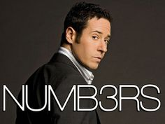 Numb3rs...math + crime= a great tv show