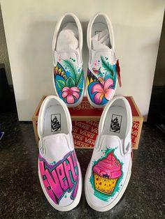 Graffiti Airbrush Street Wear Custom Art Vans Sneaker Shoes by AM Style Brand by AMStyleBrand on Etsy Custom Vans Shoes, Mens Vans Shoes, Custom Design Shoes, Vans Sneakers, Vans Men, Shoe Designs, Painted Canvas Shoes, Painted Vans, Painted Sneakers