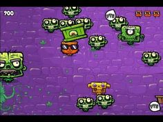 Flippin' Dead, gameplay video