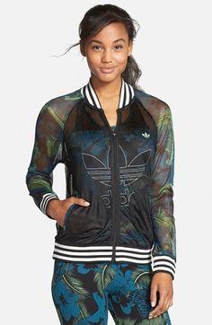 adidas+Originals+'Hawaii'+Mesh+Track+Jacket+available+at+#Nordstrom