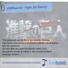 UVERworld - Fight for liberty JRock JMusic