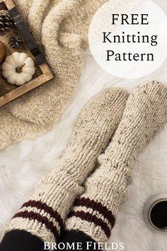Diy Knitting Socks, Magic Loop Knitting, Knitted Socks Free Pattern, How To Knit Socks, Knitting Yarn, Addi Knitting Machine, Circular Knitting Machine, Knitting Machine Patterns, Easy Sewing Patterns