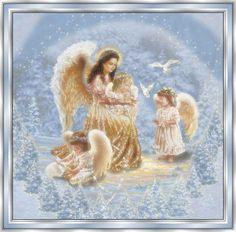 Плейкаст «Рождественский ангел»