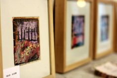 Marjon Bessems  exhibition in Enoteca Palazzo Mentone  Cherasco (CN)