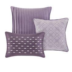 Madison Park Morris 7-piece Polyester Comforter Set | Overstock.com Shopping - The Best Deals on Comforter Sets