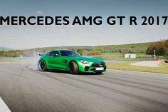 A Mercedes-Benz apresentou no tradicional festiva de Goodwood, o AMG GT R com motor V8 de 585 cv de potência.  Segundo a Mercedes, o AMG GT R acelera de 0 a 100 km/h em 3,5 segundos e pode alcançar os 318 km/h de velocidade máxima.