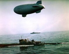 May 14, 1945-U858 arrives at Cape May NJ, after surrendering four days earier. It was later sunk off the New England coast during torpedo trials.