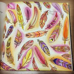 #crayolabrasil #fabercastell #colorindolivros #colorindo #florestaencantadatop #florestaencantada #florestaencantada#oceanoperdidotop