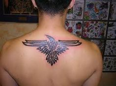 Raven Tattoos And Meanings-Raven Tattoo Designs And Ideas-Raven Tattoo Pictures