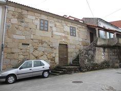 Casa Gótica do Patín | Patrimonio Galego