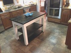 Rolling Kitchen island with Seating - rolling kitchen island and table, rolling kitchen island table, rolling kitchen island with seating