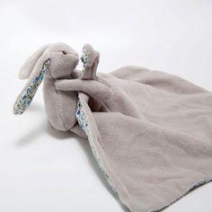 PETIT LAPIN DOUDOU EN PELUCHE FLEURS - Jouets et Peluches - Décoration | Zara Home France