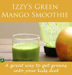 Mango Smoothie Mango is by far one of my favorite fruits, its delicious and healthy for you. Combining mango into a smoothie makes for an excellent drink. You need to try this mango smoothie today! Izzy's my daughter and she is 6 years old going on 16. From birth she...More