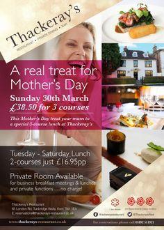 Thackeray's Restaurant, Tunbridge Wells, Kent. Twitter Tunbridge Wells, Private Room, Treat Yourself, Wellness, Lunch, Restaurant, Treats, Dining, Twitter