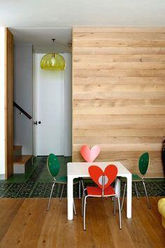 Mid-Century Colour Scheme - Kids Bedroom Ideas & Designs (houseandgarden.co.uk)
